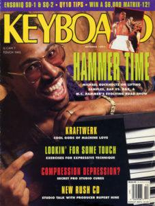 Keyboard Mag cvr